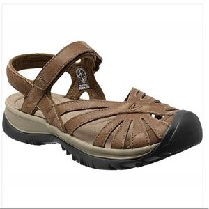 Keen Women's Rose Leather sandals